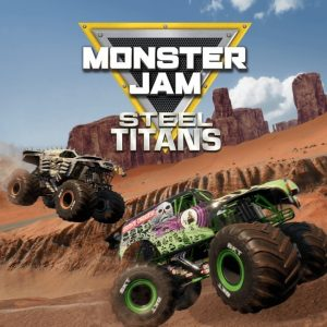 Monster Jam Steel Titans Juegos Playstation 4