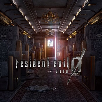 Resident Evil Zero HD Remaster Secundaria (PS4)