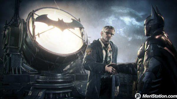Batman: Arkham Knight Secundaria (PS4)