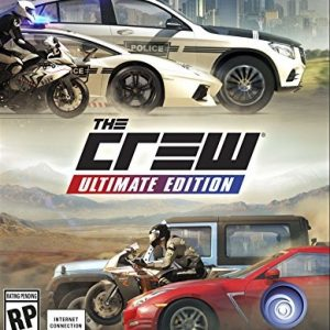The Crew Ultimate Edition Secundaria (PS4)