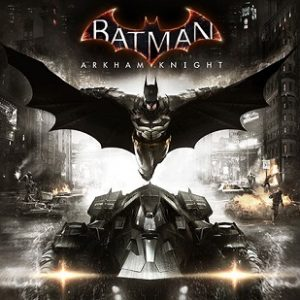 Batman: Arkham Knight Secundaria (PS4)