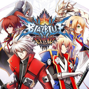 BlazBlue: Chrono Phantasma Extend (PS3)