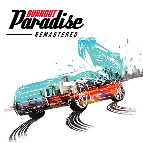 Burnout Paradise Remastered Secundaria (PS4)