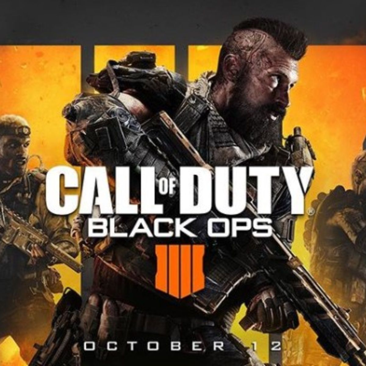 Call of Duty Black Ops 4 Secundaria (PS4)