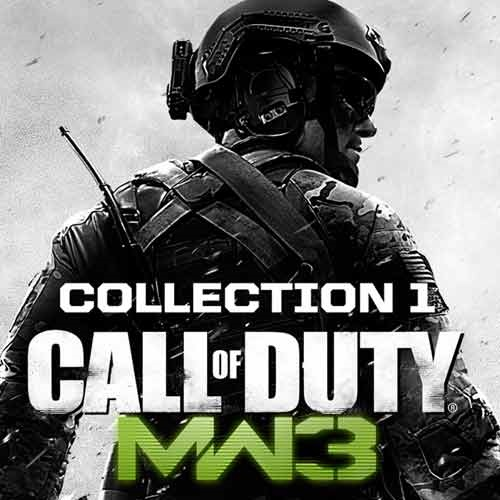 Call of Duty: Modern Warfare 3 Collection 1 With DLC (PS3)