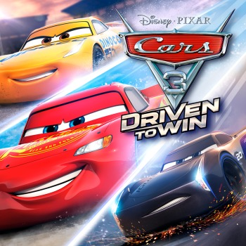 Cars 3: Driven to Win Primaria (PS4)