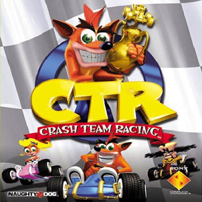Crash Team Racing (PS3)