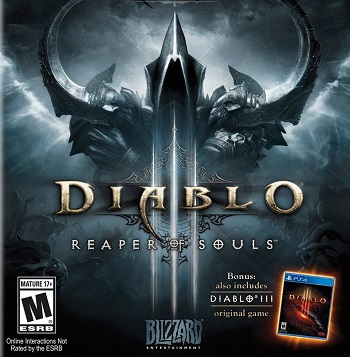 Diablo III Reaper Of Souls Ultimate Evil Edition (PS3)
