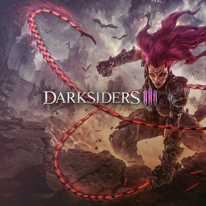 PRE-Venta Darksiders III Secundaria (PS4)