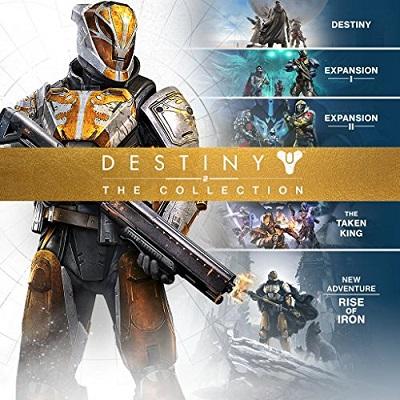 Destiny - El Rey de los poseídos - La Colección Secundaria (PS4)