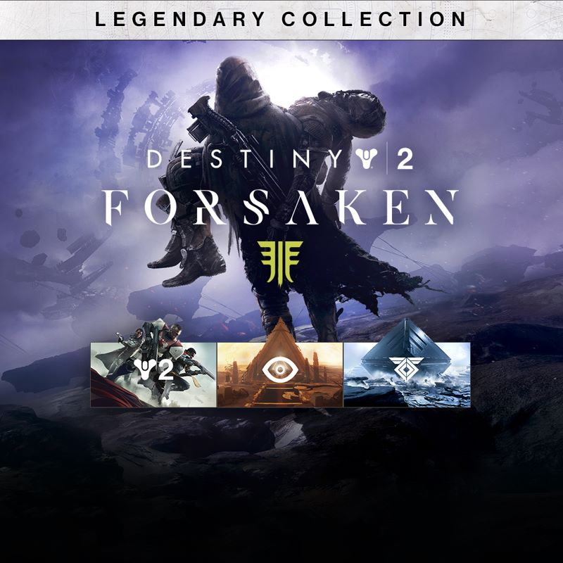 Destiny 2: Forsaken Secundaria (PS4)