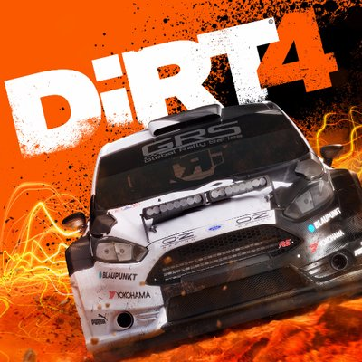 Dirt 4 Primaria (PS4)