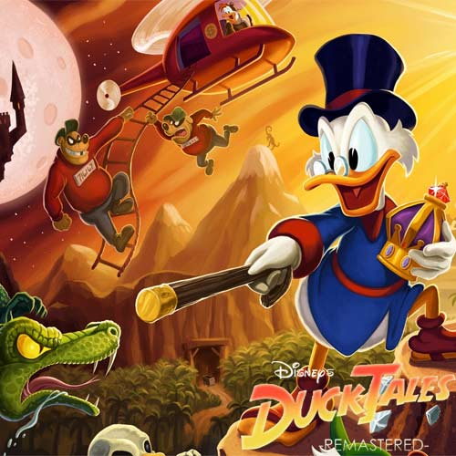 DuckTales: Remastered (PS3)