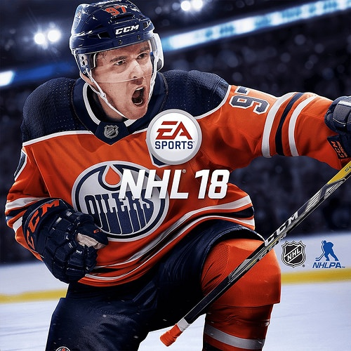 EA SPORTS NHL 18 Secundaria (PS4)