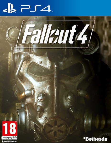 Fallout 4 GOTY Secundaria (PS4)