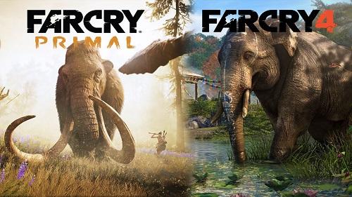 Far Cry Primal + Far Cry 4 Secundaria (PS4)