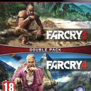 Far Cry 3 + Far Cry 4 (PS3)