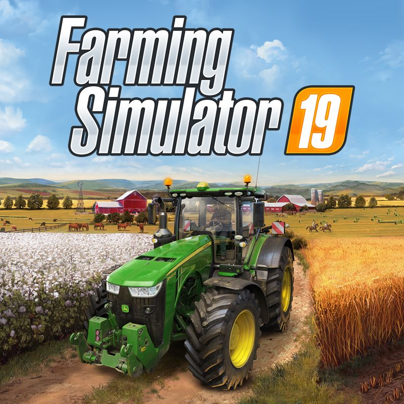 Farming Simulator 19 Primaria (PS4)