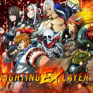 Fighting EX Layer Secundaria (PS4)