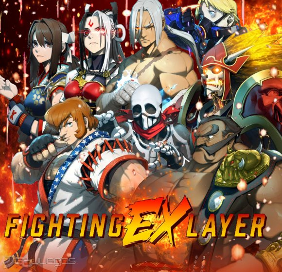 Fighting EX Layer Primaria (PS4)