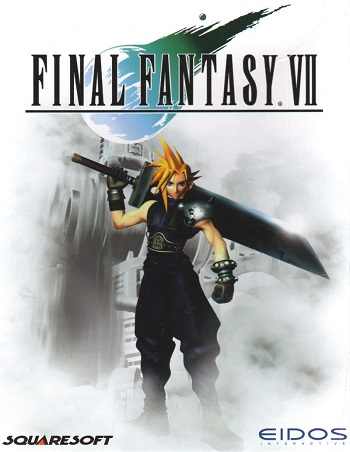 Final Fantasy VII (PS3)