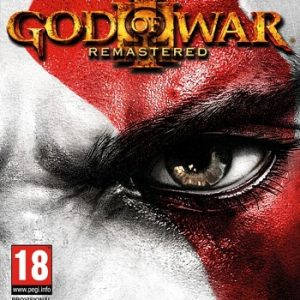 God of War 3 Remastered Primaria (PS4)