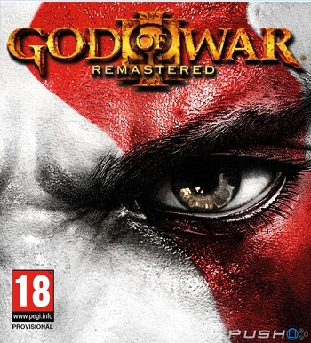 God Of War 3 Remastered Secundaria (PS4)