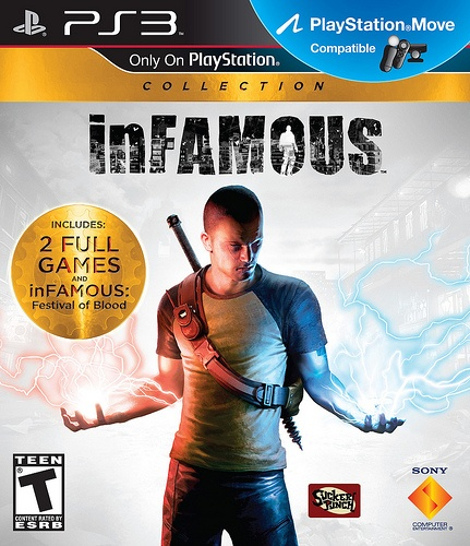 Infamous Collection (PS3)