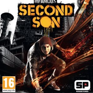 inFAMOUS Second Son Secundaria (PS4)