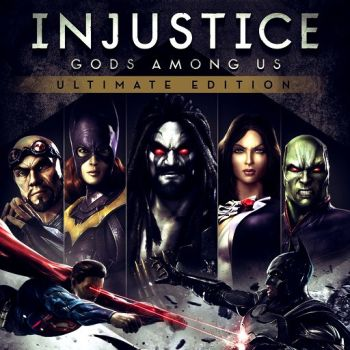 Injustice: Gods Among Us Ultimate Edition Secundaria (PS4)