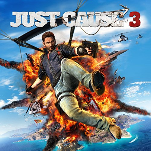 Just Cause 3 Secundaria (PS4)