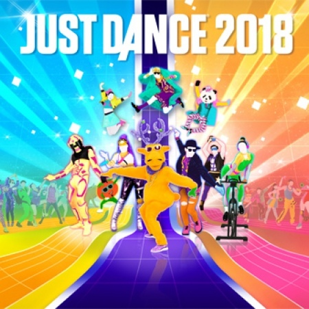 Just Dance 2018 Primaria (PS4)
