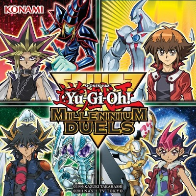 Yu-Gi-Oh! Millennium Duels (PS3)