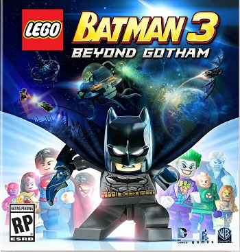 LEGO Batman 3: Beyond Gotham Primaria (PS4)