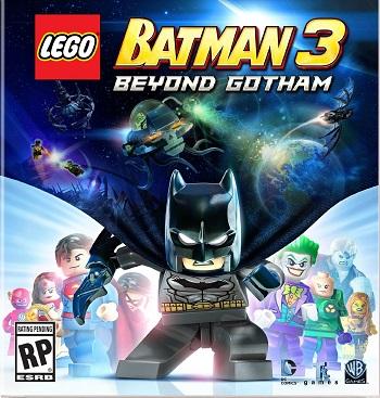 LEGO Batman 3: Beyond Gotham Primaria (PS4)