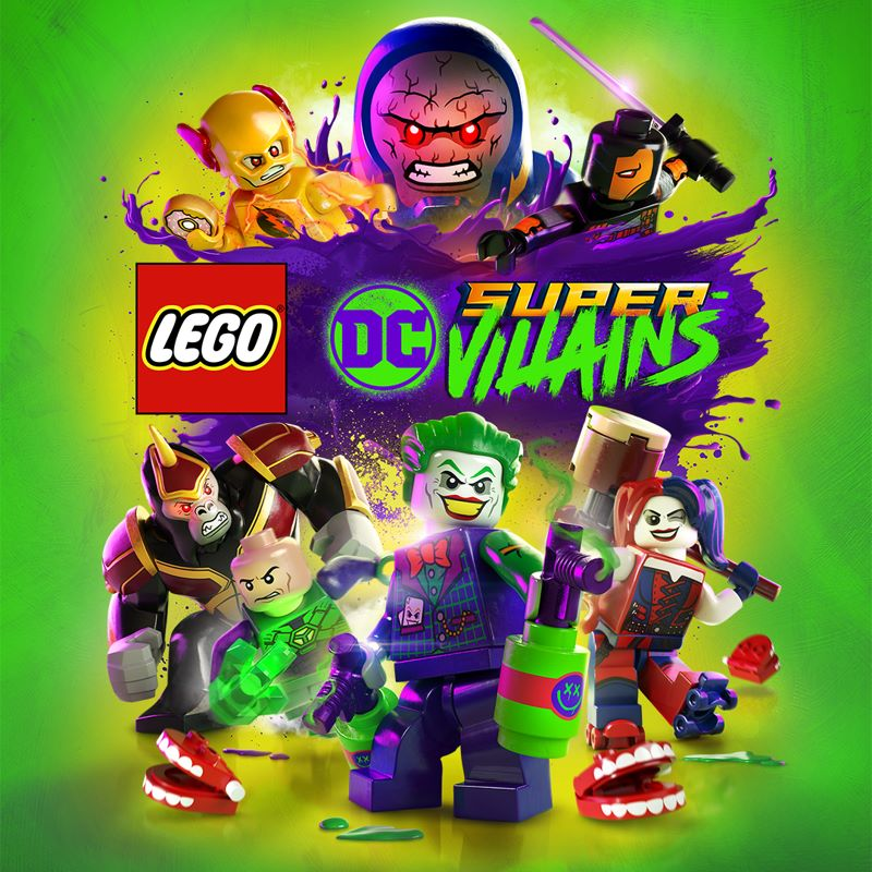 LEGO DC Super-Villains Secundaria (PS4)
