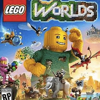 LEGO Worlds Secundaria (PS4)