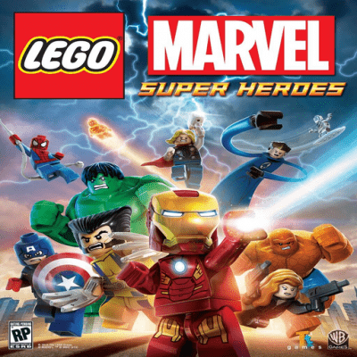 Lego Marvel Super Heroes - Steam (PC)