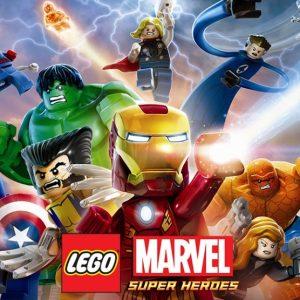 Lego Marvel Super Heroes Secundaria (PS4)