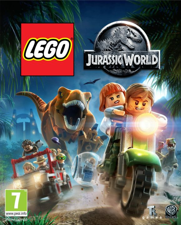 Lego Jurassic World - Steam (PC)