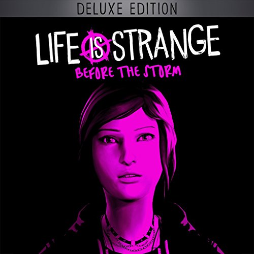 Life is Strange: Before the Storm Deluxe Edition Secundaria (PS4)