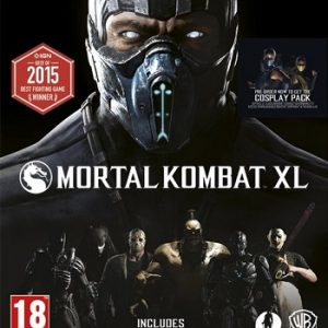 Mortal Kombat XL Secundaria (PS4)