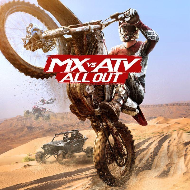 MX vs ATV All Out Primaria (PS4)