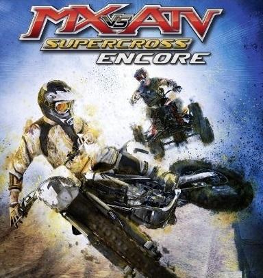 MX vs. AVT Supercross Encore Secundaria (PS4)