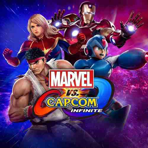 Marvel vs. Capcom: Infinite Secundaria (PS4)