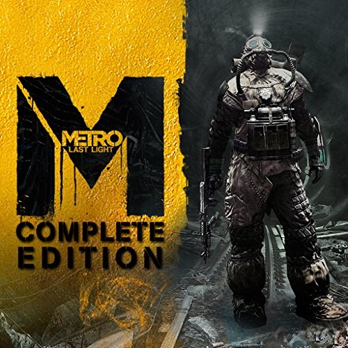 Metro Last Light: Complete Edition (PS3)