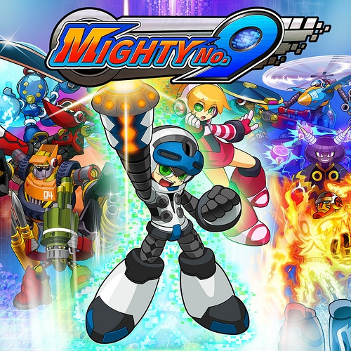 Mighty No. 9 Secundaria (PS4)