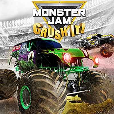 Monster Jam: Crush It! Secundaria (PS4)