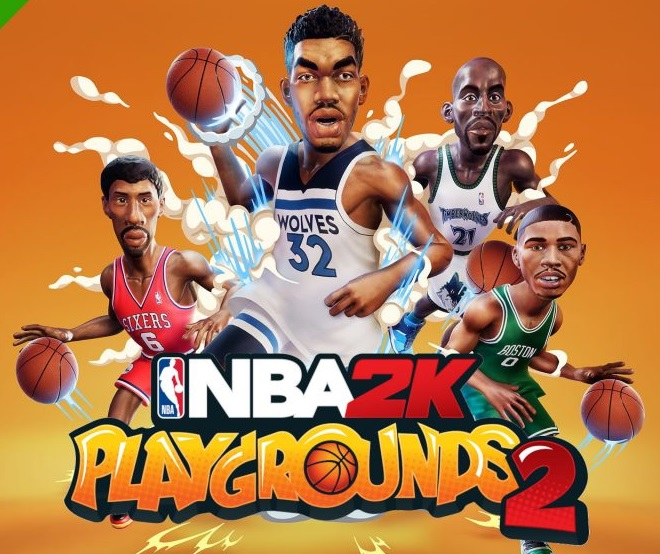 NBA 2K Playgrounds 2 Secundaria (PS4)