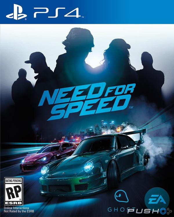 Need For Speed Primaria (PS4)
